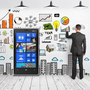 #LumiaStory Nokia Lumia for Business: c'era una volta l'ufficio…